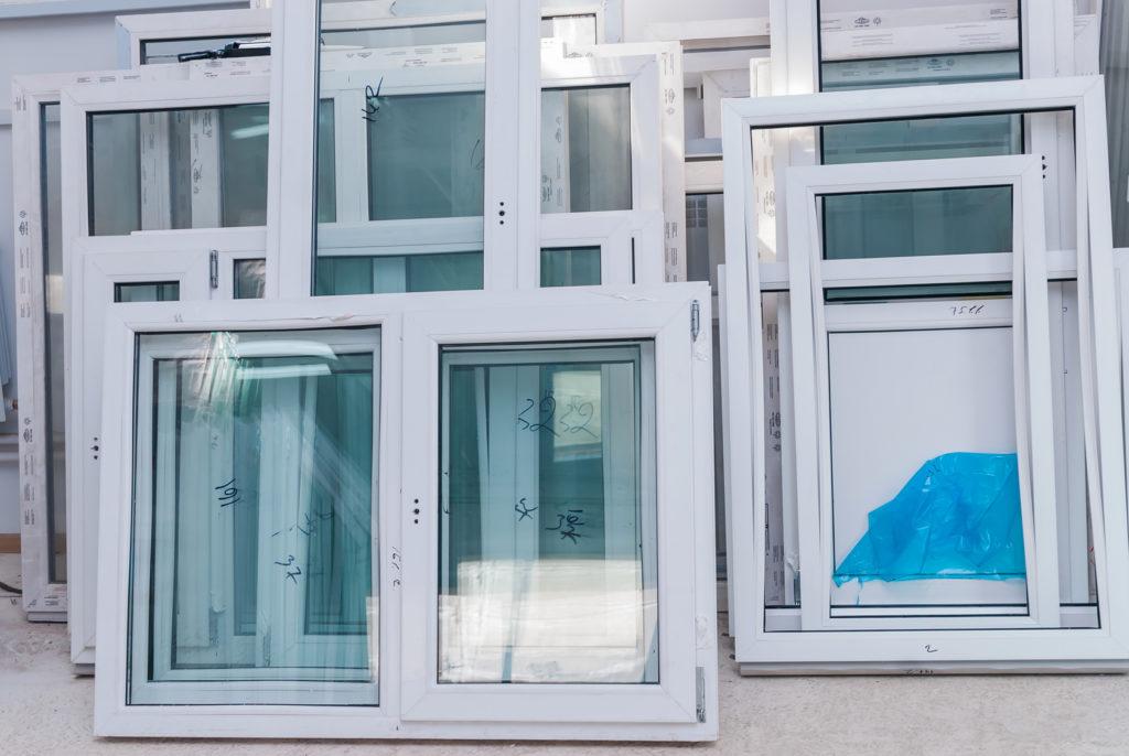 PVC Window and Door Production, Window manufacturer, Factory Interrior